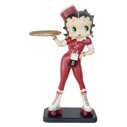 Betty Boop Rollerskater Waitress 5.5ft