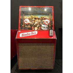 Bimbo-Box - gabinetto di scimmia