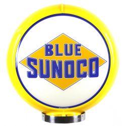 Globo di pompa benzina Blue Sunoco
