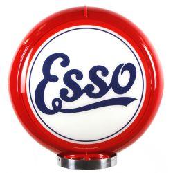 Globo di pompa benzina Esso
