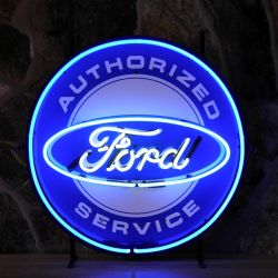 Ford Service neon