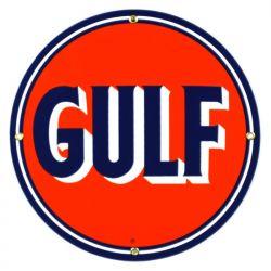 Targhe di latta Gulf