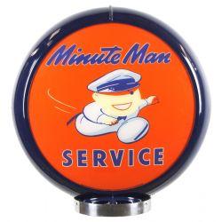 Globo di pompa benzina Minute Man Service