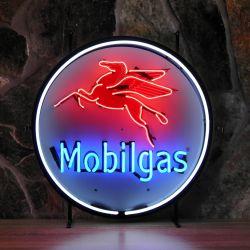 Mobilgas neon