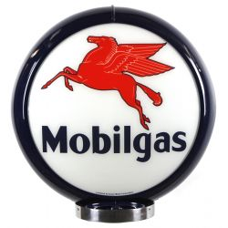 Globo di pompa benzina Mobilgas