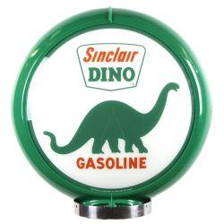 Globo di pompa benzina Sinclair Dino