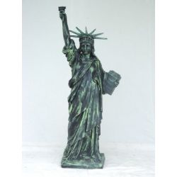Statue of Liberty 5ft Green
