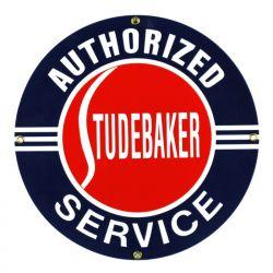 Targhe di latta Studebaker