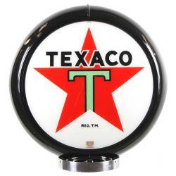 Globo di pompa benzina Texaco