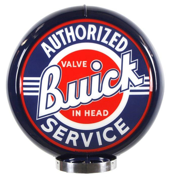 Globo di pompa benzina Buick Authorized Service