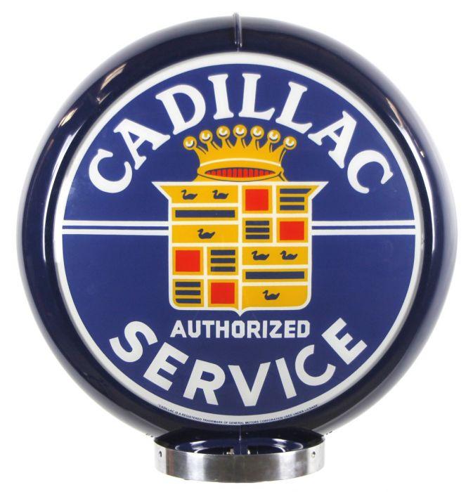 Globo di pompa benzina Cadillac Authorized Service