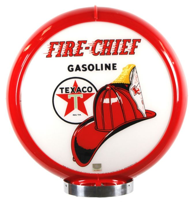Globo di pompa benzina Fire Chief
