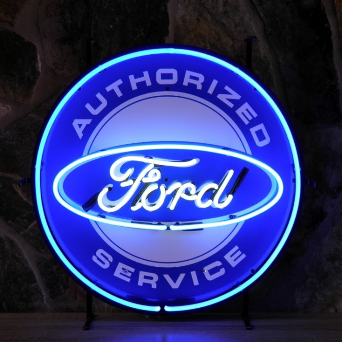 Ford Service neon