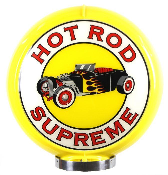 Globo di pompa benzina Hot Rod Supreme