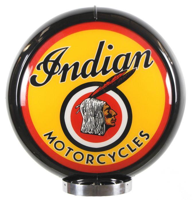 Globo di pompa benzina Indian Motorcycles