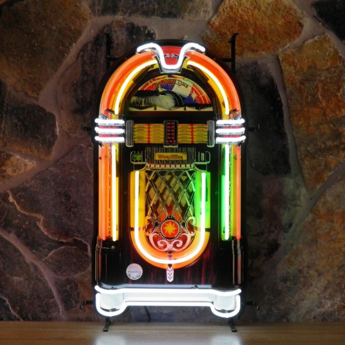 Jukebox neon