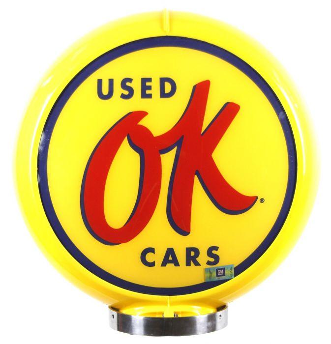 Globo di pompa benzina OK Used cars